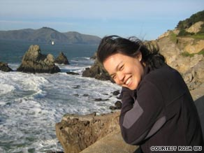 Beyond finance: Rosa Wu plans to keep working in the technology field after getting her MBA.