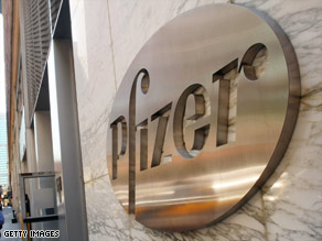 Pfizer pays record fine to avoid prosecution for illegally promoting certain drugs.