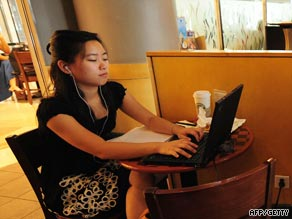 Working from home can reduce overheads for new businesses.