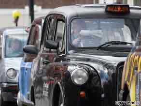 Maker of London's classic black cabs is linking with Chinese carmaker Geely.