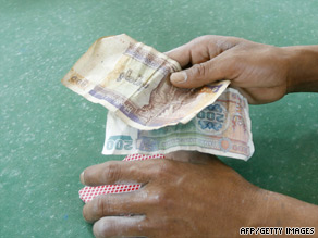 The new note would be the largest unveiled by the military regime.