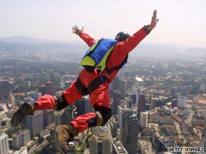 Corporate team building is moving out of the office and incorporating high-adrenaline activities.