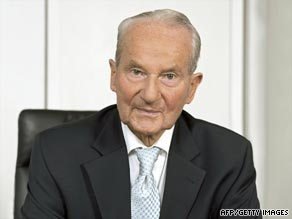Mohn was the fifth generation to head Bertelsmann AG.