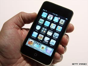At HEC Paris, MBA students are given an iPod Touch so they can download podcasts of lectures.