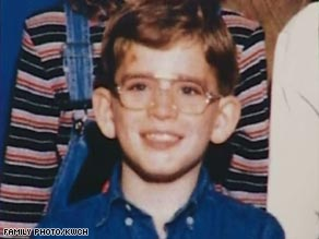 Adam Herrman has not been seen since 1999, when he was 11 or 12.