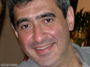Felix Batista, 55, disappeared December 10, after a meeting at a restaurant in Saltillo, Mexico.