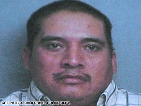 Marcelino de Jesus Martinez faces felony charges, according to police in Greenfield, California.