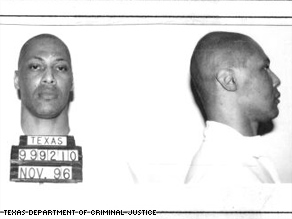 Texas death row inmate Frank Moore says he acted in self-defense when he shot and killed two in 1994.