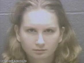 Kimberly Dawn Trenor received a life sentence without possibility of parole in the murder of her daughter.