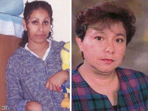 Sonia Mejia (left), 29, and Damiana Castillo, 57, were killed on the same date two years apart, Utah police say.