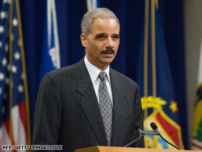 """Enormous amounts of narcotics"" have been confiscated in the operation, U.S. Attorney General Eric Holder said."