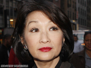 """Stonewalling is what gets politicians in trouble, when they ... try to cover up,"" Connie Chung says."