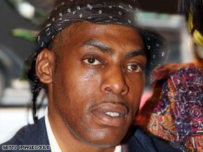 "Coolio's ""Gangsta's Paradise"" was used in the movie ""Dangerous Minds."""