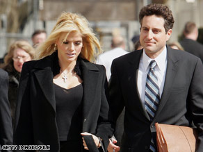Anna Nicole Smith's boyfriend Howard K. Stern was among those charged Thursday.