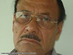 Alberto Enrique Hernandez Magallanes, 62, is accused of making phone and written threats asking for money.
