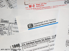 Some victims don't learn about identity theft until the IRS questions them about income in their name.