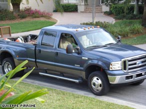 "Joe Pirrone's pride and joy, his F350 Super Duty turbo diesel truck, turned out to be a stolen ""clone."""