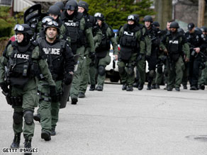 The killings were the first police officer fatalities in Pittsburgh since 1995.