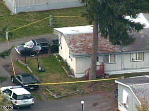 Authorities found five children, ages 7 to 16, dead in their Pierce County, Washington, home Saturday.
