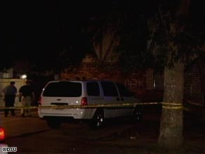 Police officers say the shooting took place before 4 a.m. (5 a.m.ET) in Terrytown, a New Orleans suburb.