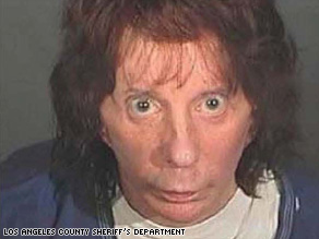 Phil Spector will not remain free on bail pending his May 29 sentencing.