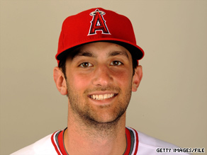Los Angeles Angels pitcher Nick Adenhart was among three people killed in the April crash.