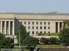 The Pentagon was one of the sites videotaped by Syed Haris Ahmed, the FBI says.