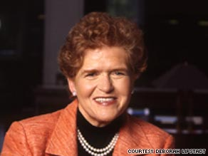 Deborah Lipstadt was preparing to give a lecture on Holocaust denial when the shooting began.