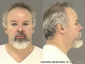 Scott Kimball is currently serving a 48-year sentence on theft and habitual criminal convictions.