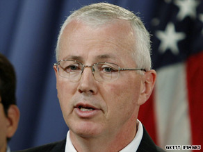 U.S. Marshals director John F. Clark says unregistered sex offenders were a major target.