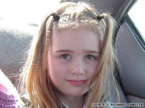 Evelyn Miller, 5, was found floating in the Cedar River a mile from her home in July 2005.
