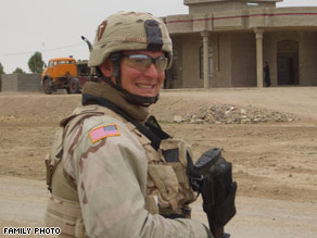 Sgt. Christopher Everett was electrocuted in 2005 at an American base outside Ramadi, in western Iraq.