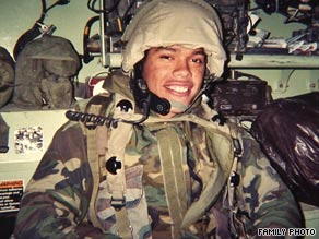Delgado was a combat medic in Iraq and suffered from post-traumatic stress on his return home.