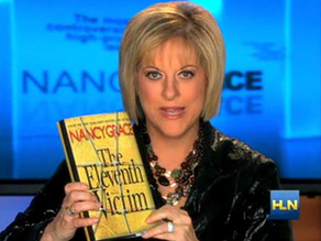 "HLN's Nancy Grace makes her fiction debut with ""The Eleventh Victim."""