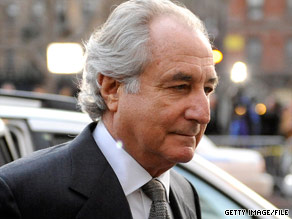 Bernie Madoff was convicted of operating a Ponzi scheme and defrauding thousands of investors.