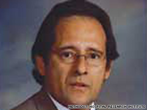 Dr. Jorge Mario Gonzales was found shot to death at his ranch in rural Texas on Saturday, police say.