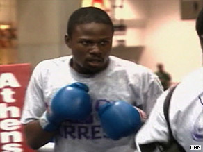 Former boxing champion Vernon Forrest, 38, was shot and killed in southwest Atlanta, Georgia, on July 25.