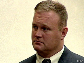 Pleasure Ridge Park football coach Jason Stinson has pleaded not guilty to reckless homicide.