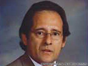 Dr. Jorge Mario Gonzalez was found dead at his ranch last month, police say.