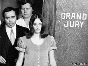 Susan Atkins, shown here after her indictment in the Manson murders, was denied parole again Wednesday.
