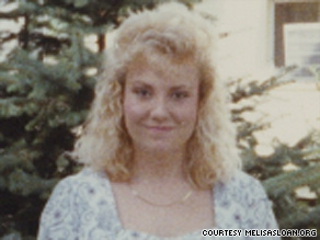 Melisa Sloan has been missing since May 1, 1994. Police in Orlando, Florida, are seeking the public's help.