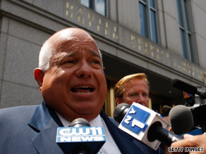 A case in which Gotti was accused of ordering an attack on radio host Curtis Sliwa ended in a mistrial.