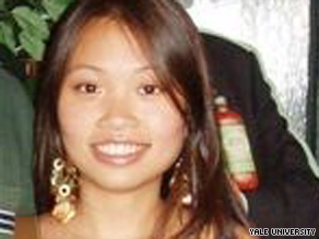 The graduate student was last seen outside a Yale School of Medicine building that houses research programs.