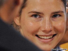 Knox's British roommate, Meredith Kercher, was found dead  in November 2007.