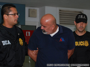 American Airlines ramp agent Orlando Jimenez-Torres was also arrested Tuesday.