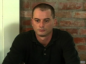 Robert Evangelist was acquitted of charges related to the beating in 2007 but lost his job as a police officer.