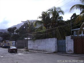 Project Pierre Toussaint operated on this street in Cap-Haitien, Haiti. An American allegedly abused boys there.
