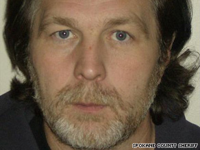 Authorities are combing Washington state for Phillip Paul, who is described as a criminally insane killer.