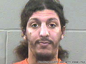 Richard Reid was arrested in December 2001, accused of trying to blow up a plane with explosives in his shoes.