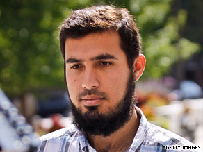 Najibullah Zazi, 24, has been indicted on a charge of conspiracy to use weapons of mass destruction in the U.S.